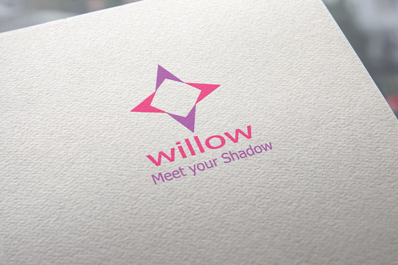 Willow Logo Design