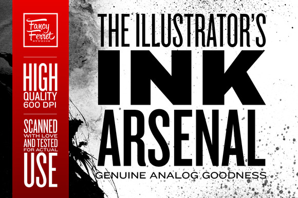 The Illustrator S Ink Arsenal