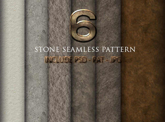 Stone Pattern Seamless