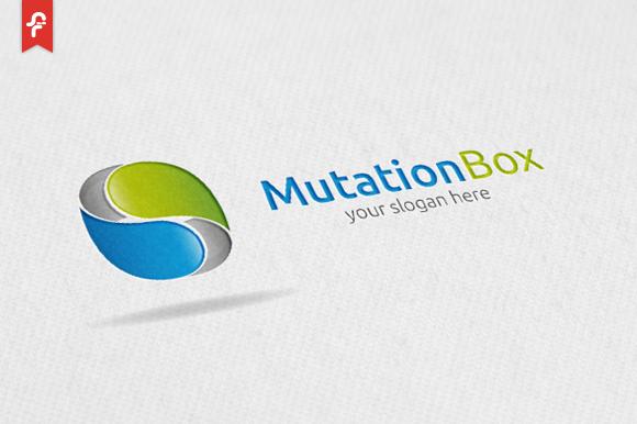 Mutation Box Logo