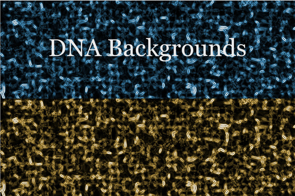 DNA Backgrounds