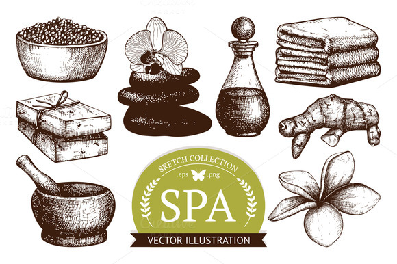 SPA Sketch Collection
