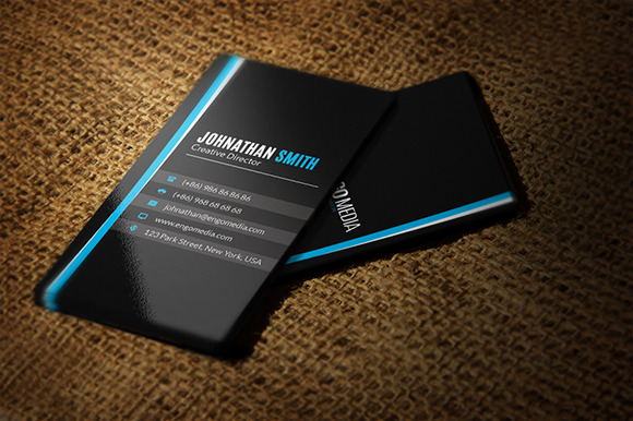 Creative Corporate Business Card24