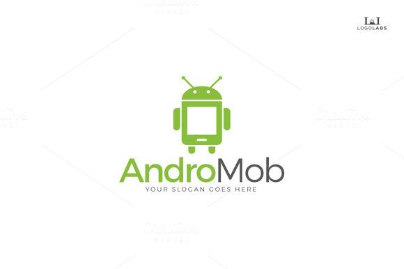 Andro Mob Logo