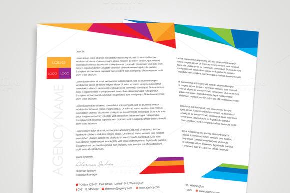 Creative Designer Letterhead