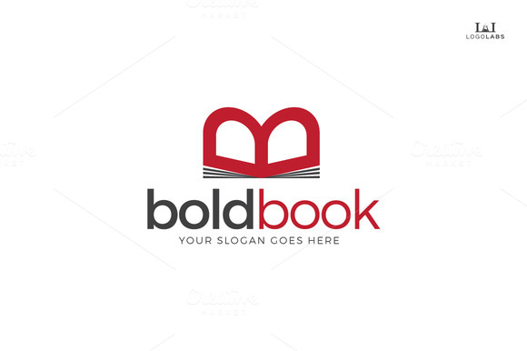 Bold Book Logo