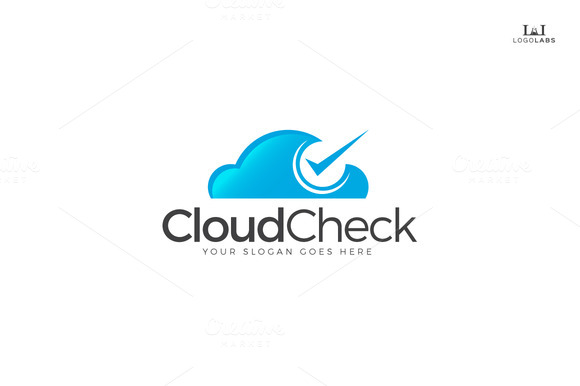 Cloud Check Logo