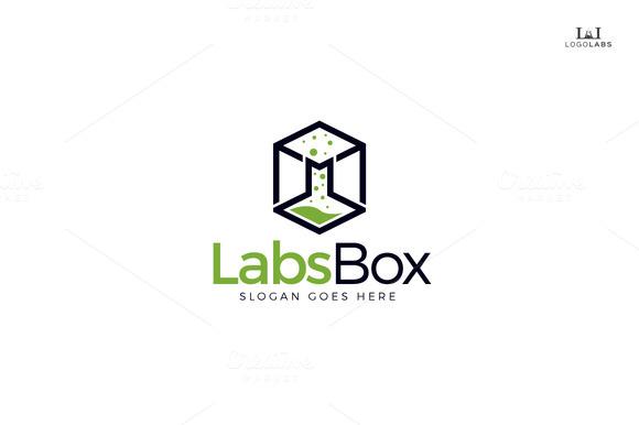 Labs Box Logo