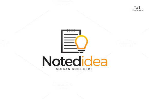 Noted Idea Logo