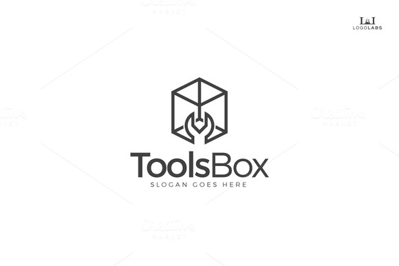 Tools Box Logo