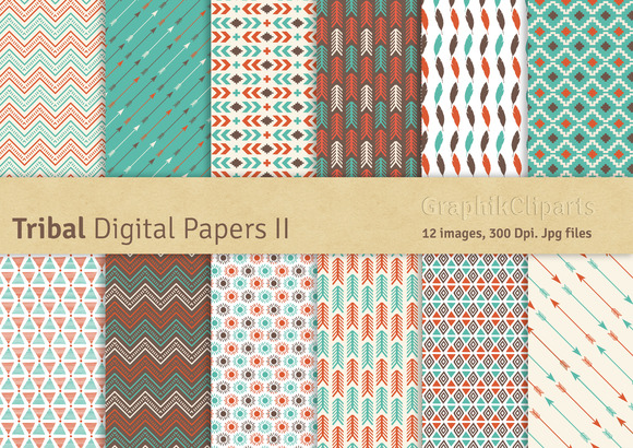 Tribal Digital Papers II