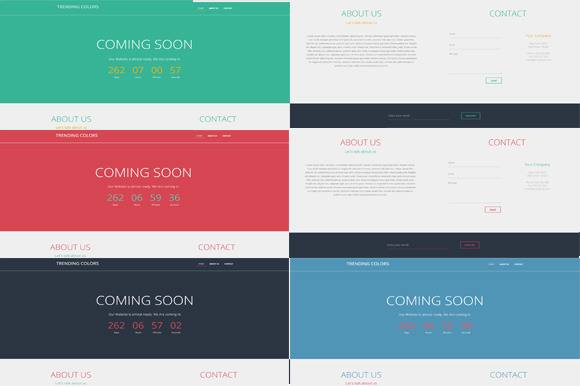 Trending Colors-v2 Coming Soon