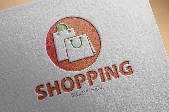 Shopping Logo