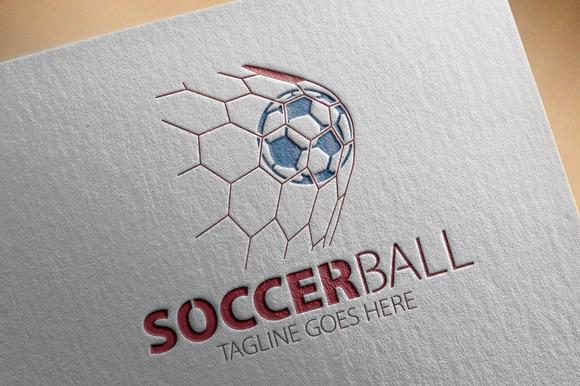 Soccerball Logo