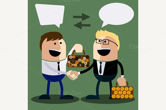 Exchange Ideas On Money