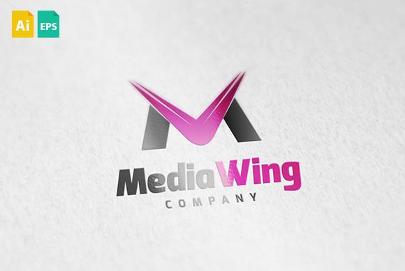 MediaWing Logo