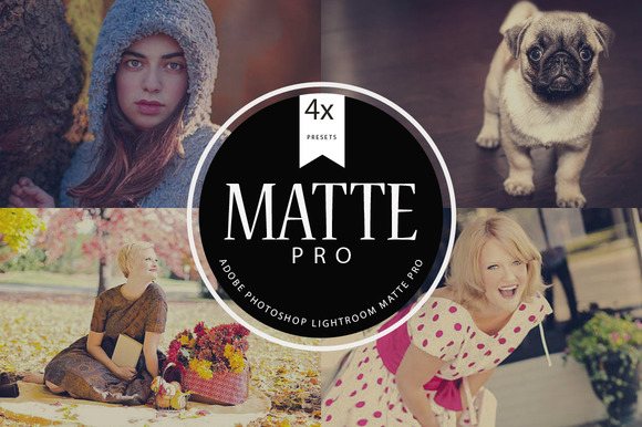 Lightroom Matte Pro