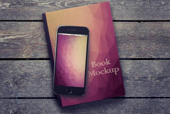 Realistic Iphone 6 Mockup