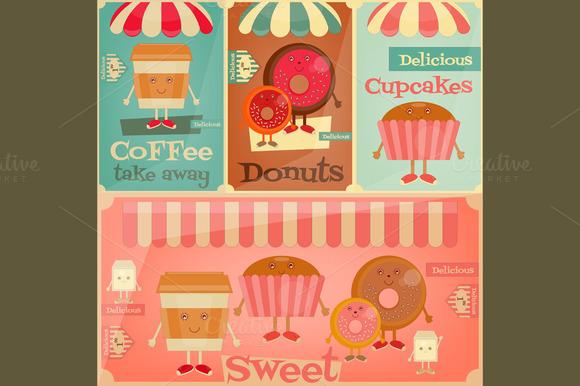 Cafe Sweet Shop
