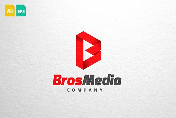 Bros Media Logo