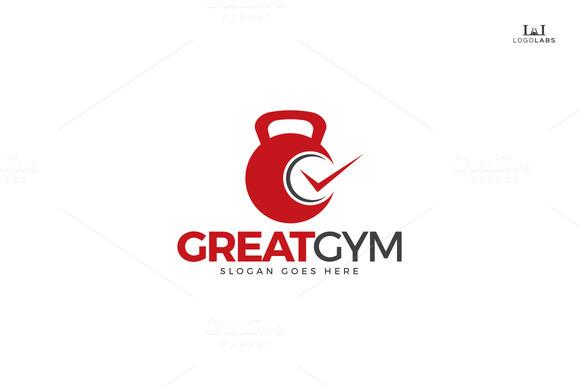 Great Gym Logo