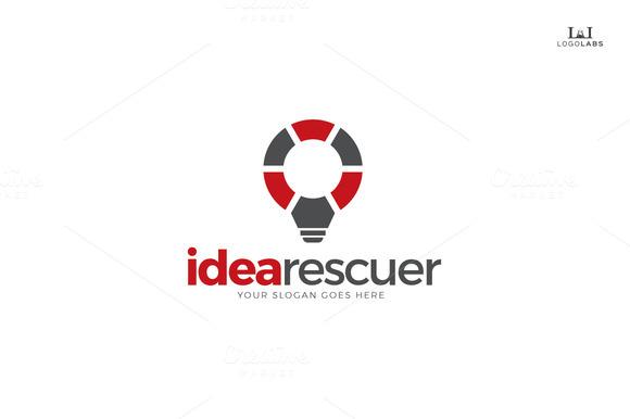 Idea Rescuer Logo