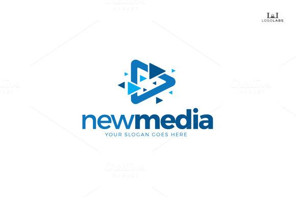 New Media Logo