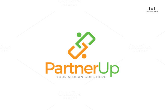 Partner Up Logo