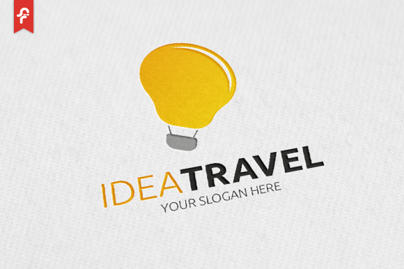 Idea Travel Logo