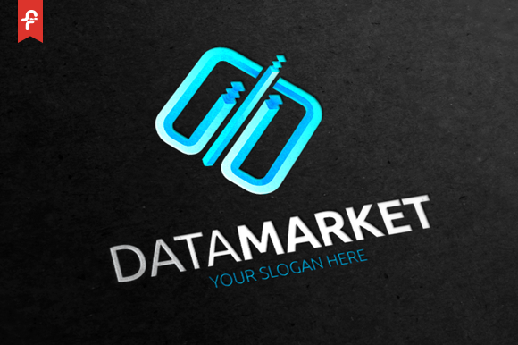 Data Market Logo