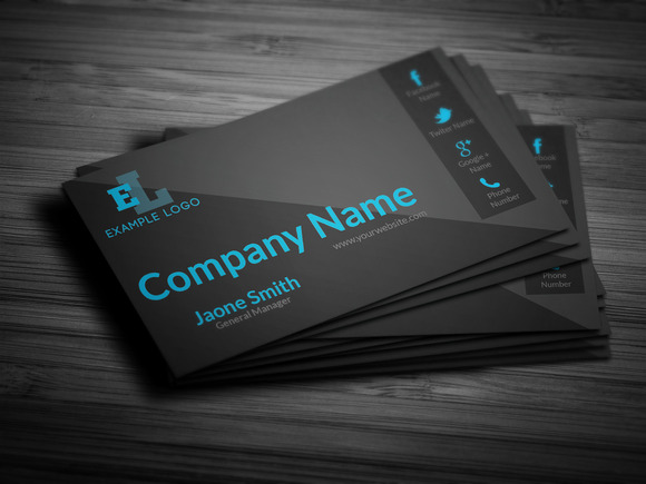 Corporate Business Card III