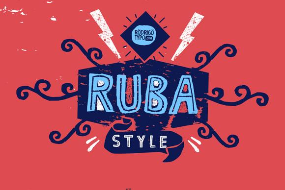 Ruba Style-85% Greek Cyr