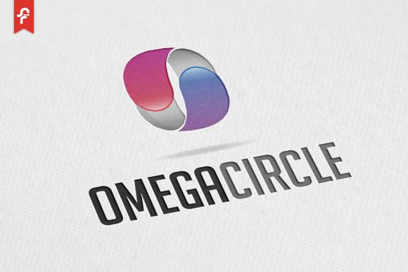 Omega Circle Logo