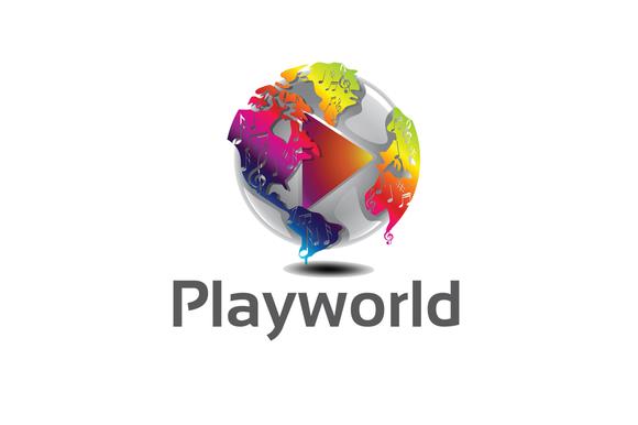 3D Logo Template