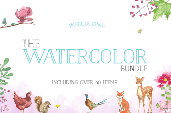 The Watercolor Pack