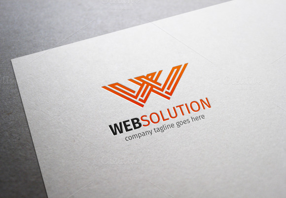 Web Solution Logo