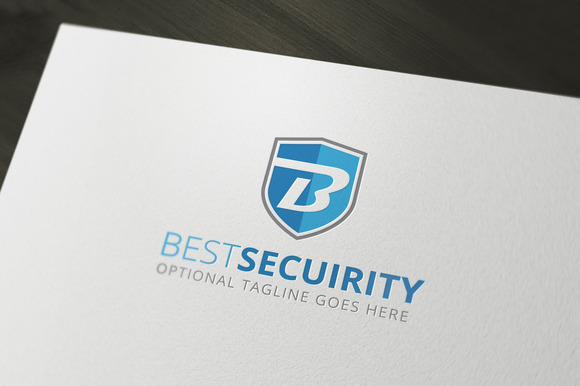 Best Security Logo Template