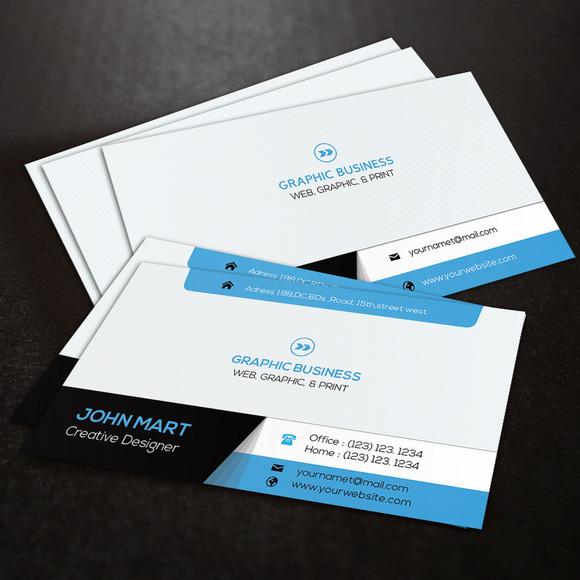 Creative Business Card V.17