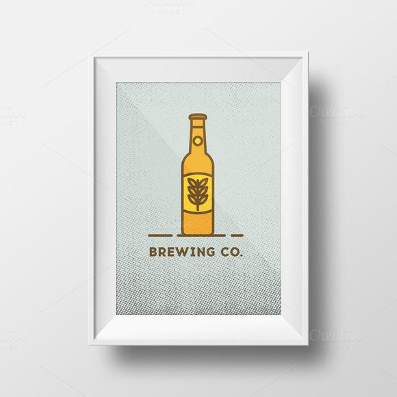 Vector Brewing Co Logo