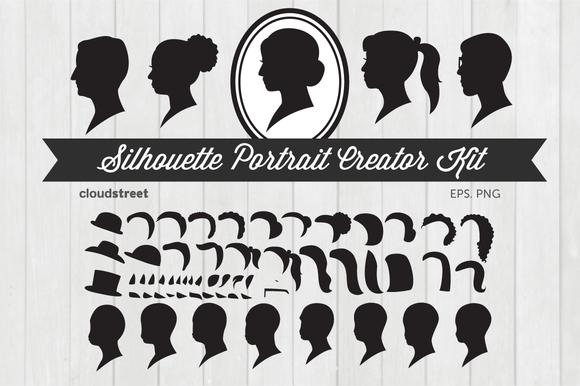 Silhouette Portrait Creator Kit