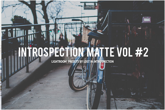 Introspection Matte Vol #2