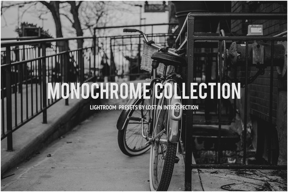 Monochrome Collection Lightroom