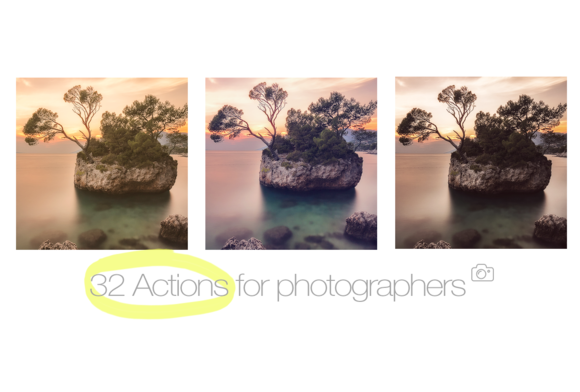 32 Actions For Photographers Newbies
