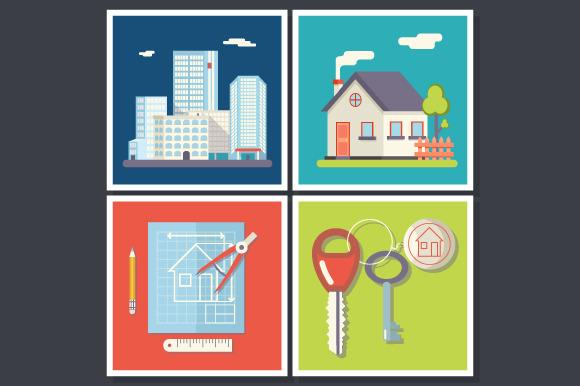 Building Real Estate Symbols