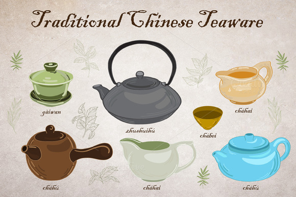 Traditional Chinese Teaware