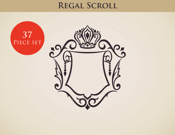 Regal Scroll