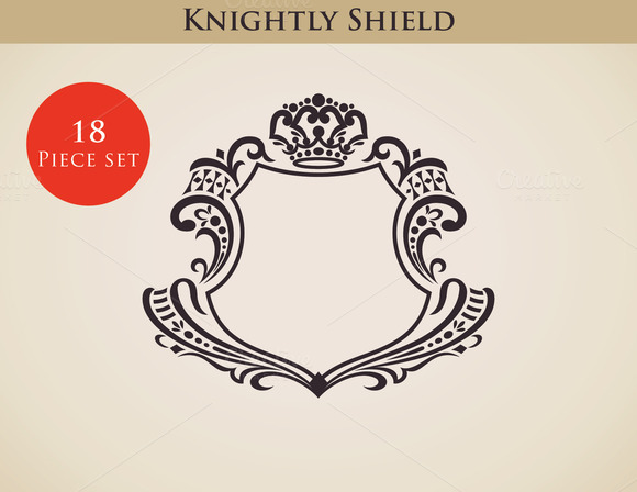 Knightly Shield