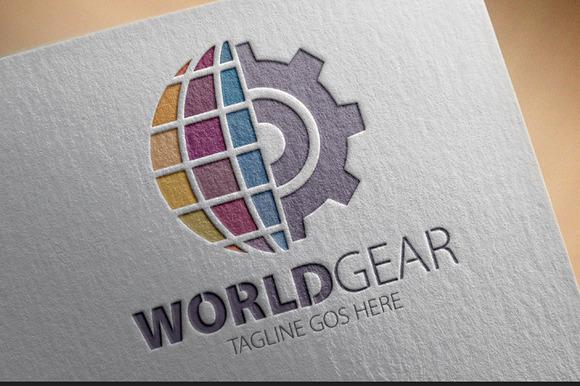 World Gear Logo