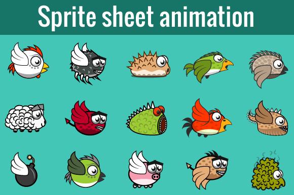 Sprite Sheet Animation