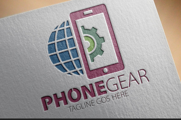 Phone Gear Logo